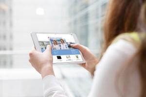 iPad App der Monaco-Apotheke